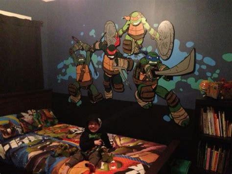 tmnt bedroom ideas teenage mutant ninja turtles bedroom ideas