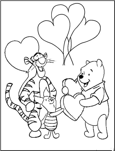 winnie the pooh coloring book winnie the pooh heffalump coloring pages coloring pages