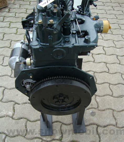 Gebrauchte 5 Ps Motoren by Dieselmotor Motor Kubota D750 16 5ps 762ccm Gebraucht Bhkw