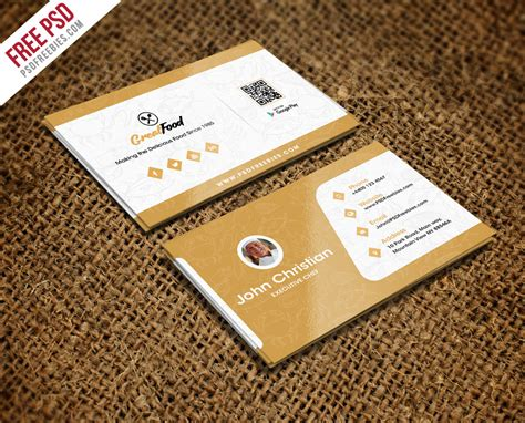 Cards Psd Templates by 100 Free Business Cards Psd 187 The Best Of Free Business Cards