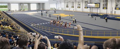 University of Michigan Commits to Beynon for Indoor and