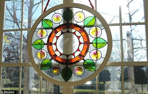 stained glass decorations obama unveils this year s gingerbread white house