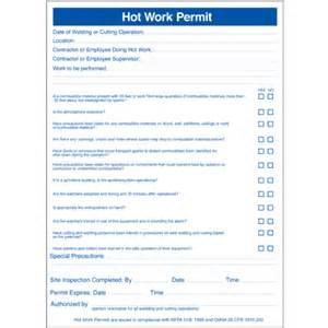permits pad work permits seton