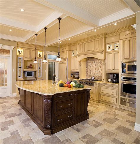 custom designed kitchens 33 kitchen island ideas fresh contemporary luxury
