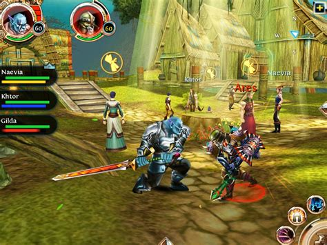 game mmorpg android order chaos online v2 9 0i terbaru