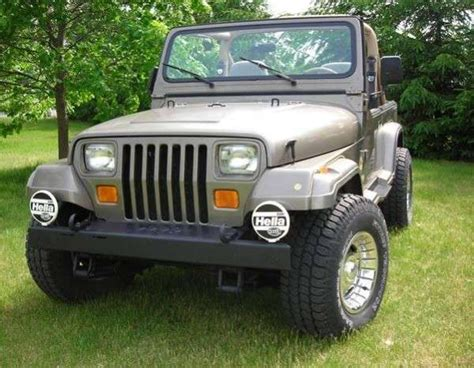 1989 Jeep Wrangler Sale 1989 Jeep Wrangler For Sale From Mustang Oklahoma