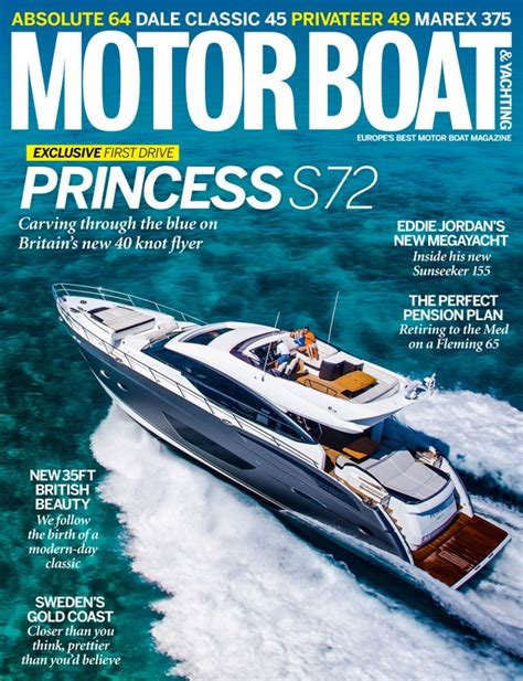 motorboat and yachting forum may issue of motor boat yachting on sale now motor