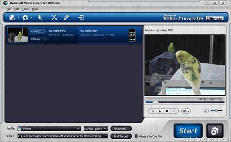 format converter 6 ultimate review 6 daniusoft video converter ultimate review and giveaway