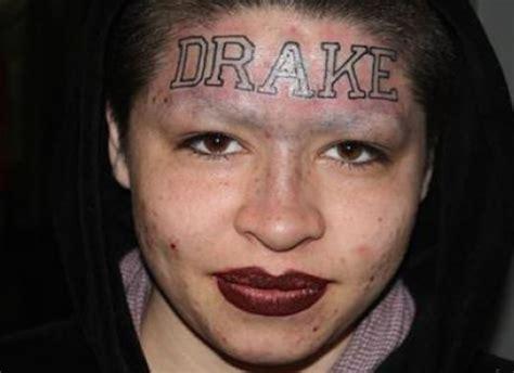 drake tattoo fail these epic tattoo fails will make you cringe then smile
