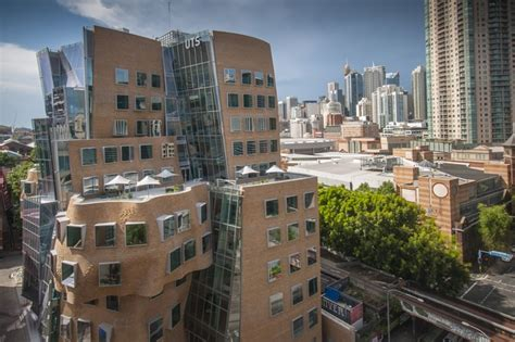 Mba Of Technology Sydney by Brand Power Frank Gehry S New Business School For Uts