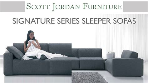 jordans furniture removal signature series sleeper sofas easy to open easy to