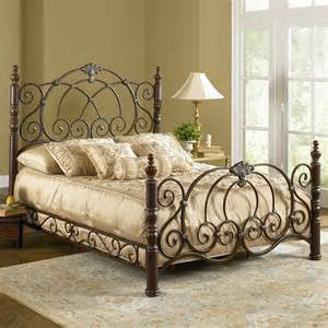 strathmore metal bed mediterranean beds atlanta by