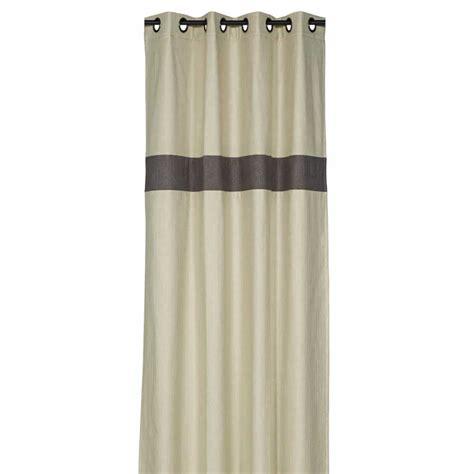 Rideaux Design Contemporain by Rideau Contemporain Uni Beige 140 X 270 Cm