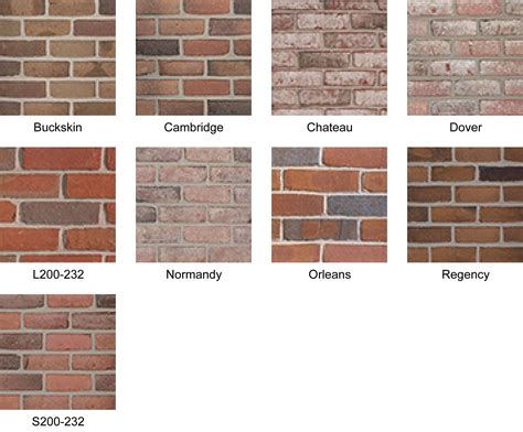 exceptional colors of brick 1 boral bricks see normandy