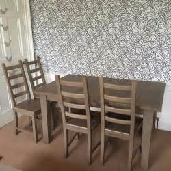 Ikea Stornas Dining Table And 4 Chairs Dining Table Extending And 4 Chairs Brown Stained