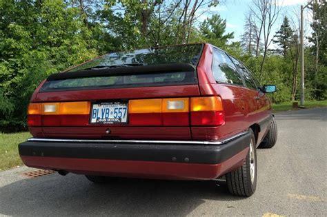 Audi Avant Canada by Mint 1986 Audi 5000cs Avant For Sale In Ottawa