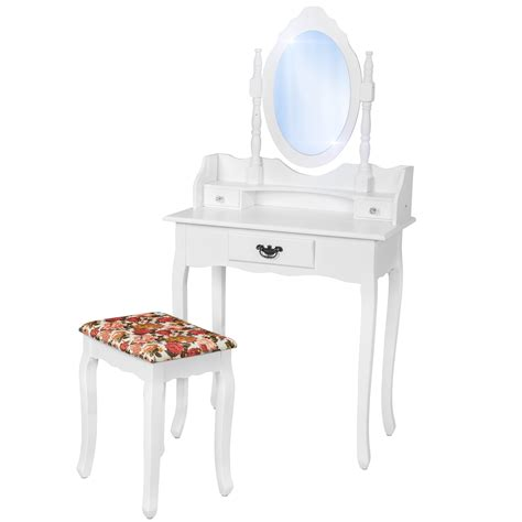Used Vanity Table by Make Up Table With Stool Dressing Table Mirror Table
