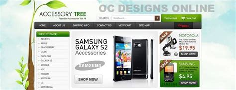Features Of Yahoo Store Design And Reviews Of Yahoo Merchant Services Yahoo Ecommerce Website Templates