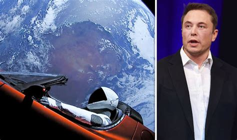 elon musk website you can now track where elon musk s tesla roadster is in