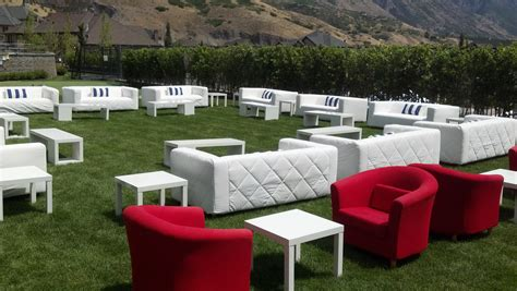 rent a couch for a day party rental equipment salt lake all out event rental