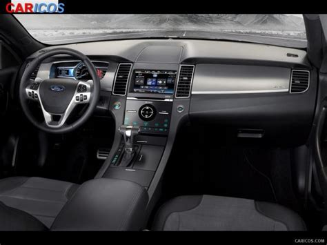 2013 Ford Taurus Sho Interior by 2013 Ford Taurus Sho Interior Hd Wallpaper 19 1920x1080
