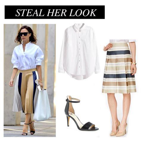 Dress Like A For Less Beckham by Look Beckham Viva Fashion