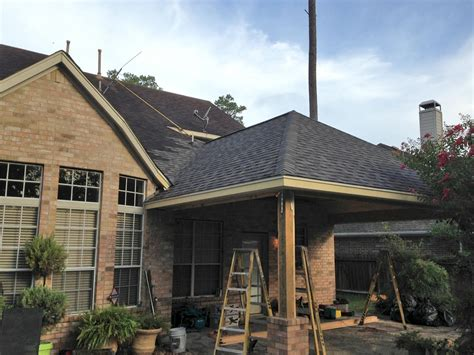 Patios Houston Tx by Patio Cover In Houston Tx Hhi Patio Covers