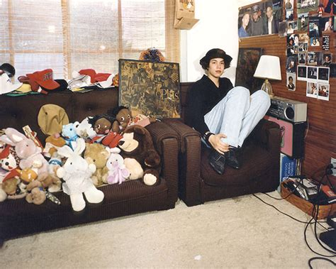 in their room poignant photos of 1990s teenagers in their bedrooms feature shoot