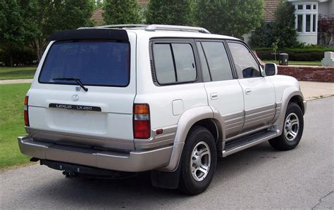 how to learn about cars 1996 lexus lx electronic toll collection 1996 lexus lx photos informations articles bestcarmag com