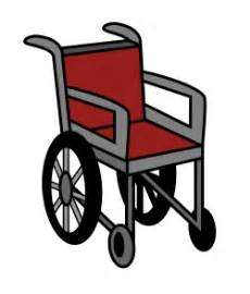 drawing a wheelchair