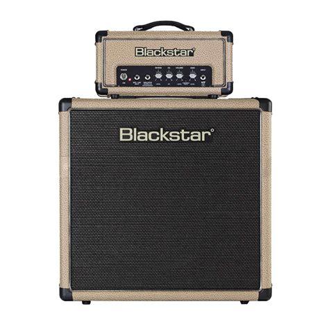 Blackstar Ht 1rh 1w With Reverb White Limited Edition blackstar ht 1rh 1x12 bronco package at gear4music