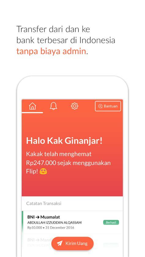 biaya transfer bri ke bank flip transfer antarbank gratis android apps on play