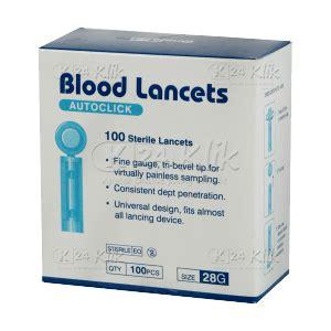 Jual Alat Tes Alergi jual beli blood lancet k24klik
