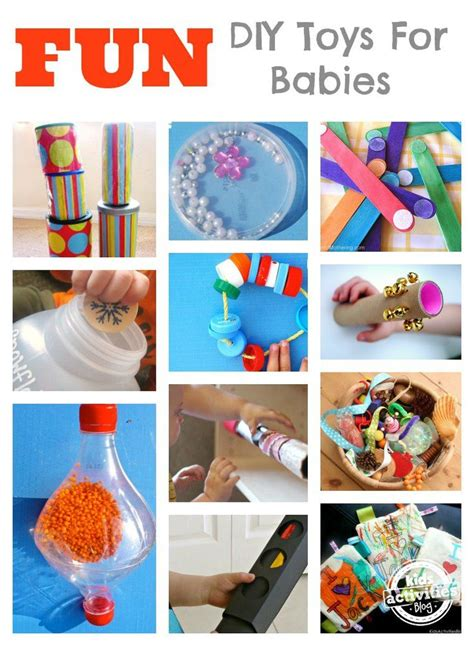 Handmade Toys For Babies - 17 best ideas about baby toys on baby