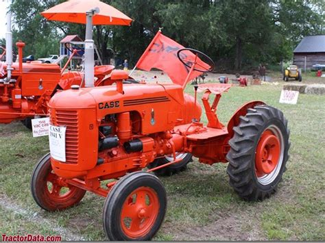 Tractordata Com J I Case V Tractor Photos Information