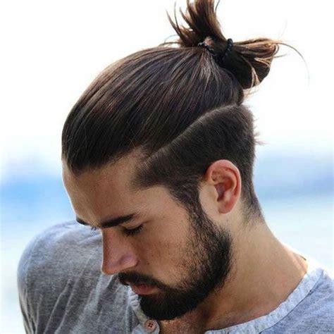 fabulous ponytail hairstyles  men