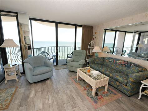 3 bedroom oceanfront condos in myrtle beach 3 bedroom oceanfront condo 24 pic see homeaway grand