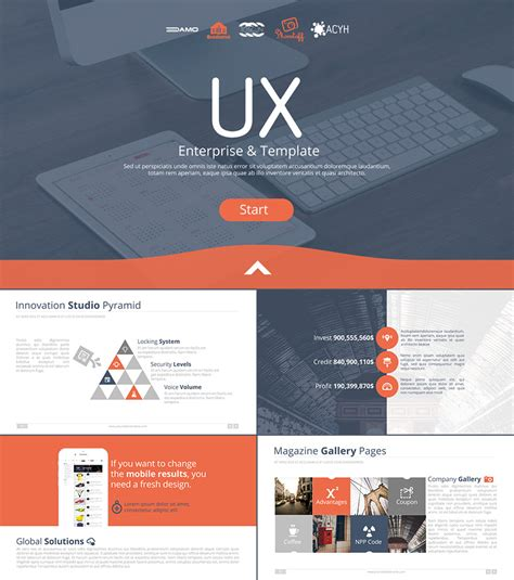 slide templates 15 best slides presentation themes premium
