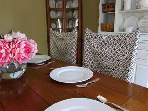diy slipcover no sew diy dining chair slipcover no sew woodworking projects