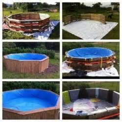 pool selbst bauen glasfaser pool selber bauen