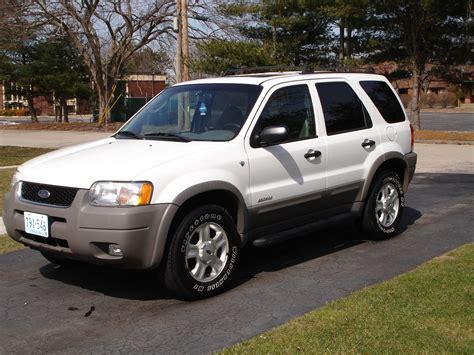 2001 Ford Escape by Bigbub 2001 Ford Escape Specs Photos Modification Info