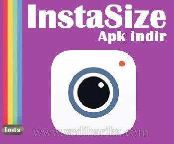 instasize apk indir 187 android apk indir instagram - Instasize Apk
