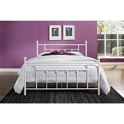 White King Bed Frame Homesullivan Calabria White King Bed Frame 40e411bk 1wbed The Home Depot
