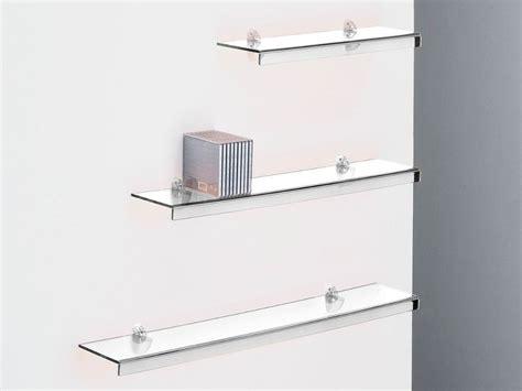 mensole trasparenti plana mensola in plexiglass trasparente 50 75 90 cm