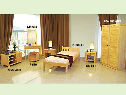 Ranjang Kayu Single hakari ranjang single kayu type hk 2063 s hakari