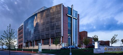 Agnes Hospital Baltimore County Detox by St Agnes Hospital Cus Revitalization Callisonrtkl