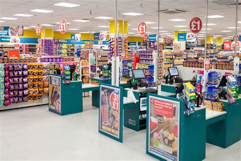 company introduction poundland