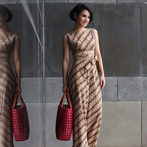 best 25 batik dress ideas on
