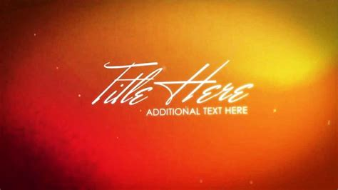 After Effects Animation Templates by After Effects Animated Text Templates Sletemplatess