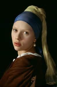 94 scarlett johansson girl with a pearl earring vermeer